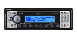 Clarion DXZ755MC AM/FM CD/MP3/WMA Player w/CeNET Control