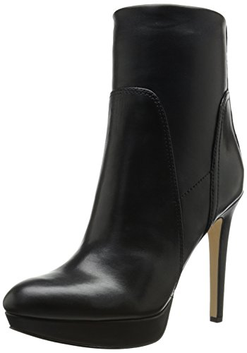 Sam Edelman Women's Alyssa Boot, Black Stretch Leather, 10 M US