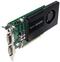 PNY nVidia Quadro K2000D - PNY Technologies Video Graphics Card - 2 GB - GDDR5 SDRAM - VCQK2000D