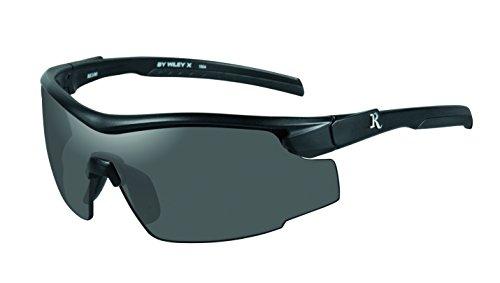 Remington Platinum Grade Eye - Gafas protectoras para adultos, color negro