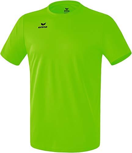 Erima Kinder Funktions Teamsport T-Shirt, green gecko, 164, 208660