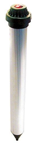 Mondo Verde rep57 Répulsif Taupes, Noir Argent, 4.5 x 4.5 x 41 cm