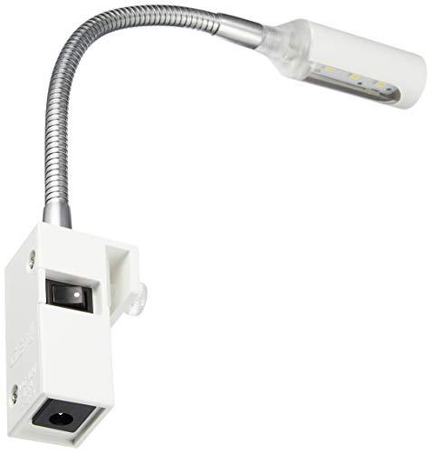 ジェックスクリアLEDピテラコンパクト水槽用小型LED明るさ130Lm色温度11000k