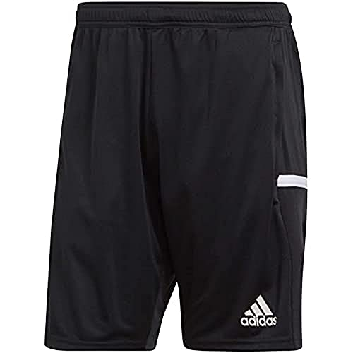 adidas Herren T19 3P SHO M Sport Shorts, Black/White, 2XL