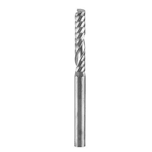 Wolframcarbid-Bohrer, Bohrer mit guter Härte, CNC-Bohrholz für PVC für Acryldichteplatten