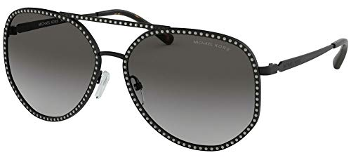 Michael Kors 0MK1039B 58mm Matte Black/Light Grey Gradient One Size