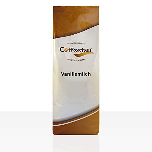 Coffeefair Vanille-Milch für Automaten 1kg | Vanillemilch Instant-Pulver