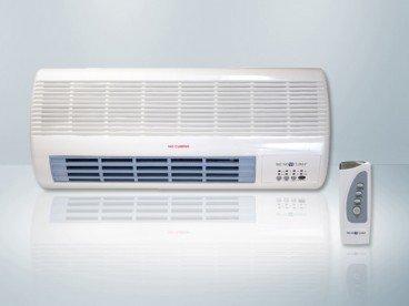Seztools; MUR-ECO; Calefactor de pared, dispensador de aire caliente con temporizador