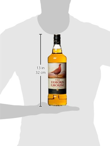 The Famous Grouse Blended Whisky - 3