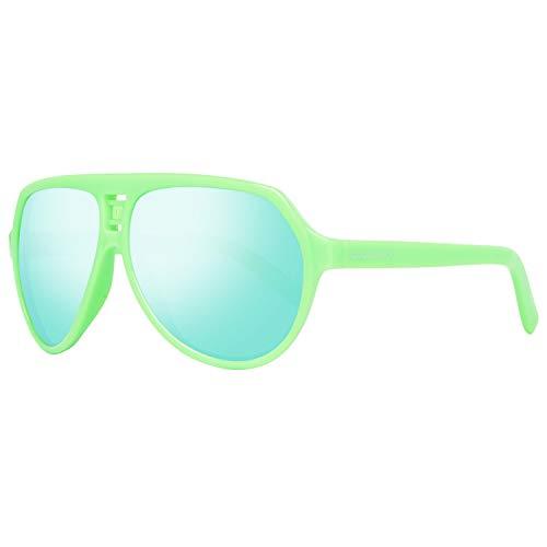 Dsquared DQ0093 6093Q Dsquared2 Sonnenbrille DQ0093 93Q 60 Aviator Sonnenbrille 60, Grün