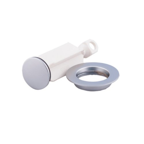 Moen 10709 Replacement Lavatory Drain Stopper (Chrome),Small