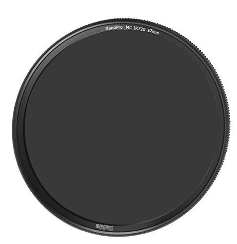 Haida NanoPro HD4599-67 - Filtro infrarrojo (67 mm, 720nm, 720hb, HD4599-67)