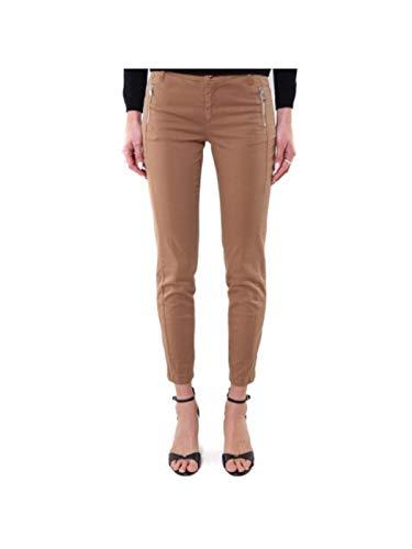 Liu Jo Pantalone Linea Slim Bottom-up WA0192T9257-2 33, X0242 Coffee Cream