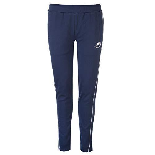 Lonsdale Damen Jogginghose Elastischer Bund 2 Taschen Hose Marinefarbe XL