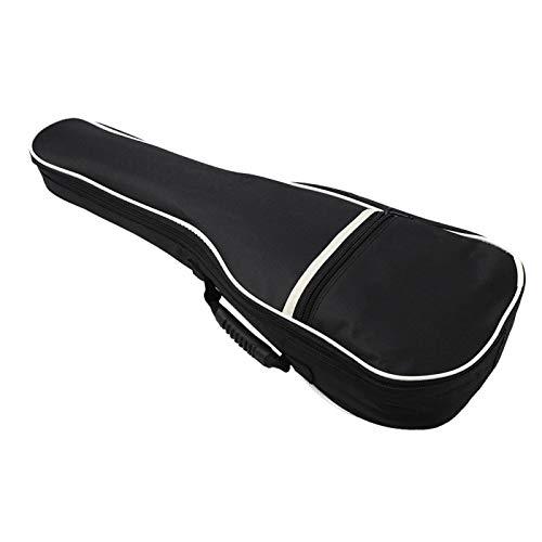 banapoy Bolsa de Ukelele, Mochila de Ukelele Duradera, Funda de Bolsa de Ukelele Ajustable, Profesional para Guitarra de Ukelele(23 Inches)