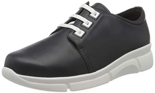 Berkemann SWEA, Sneakers Basses Femme, Bleu (Wasserblau 376), 39.5 EU