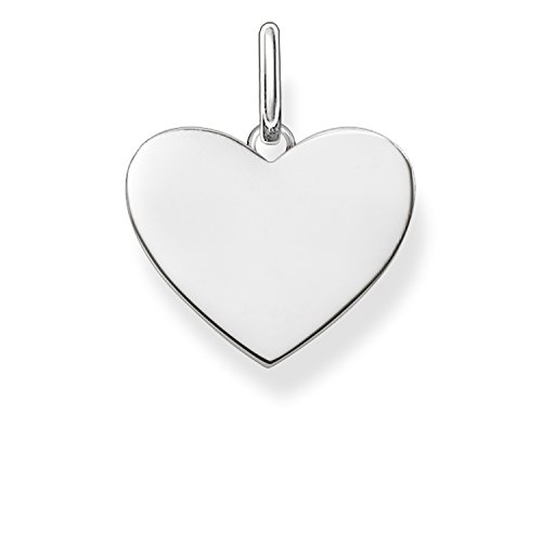 Thomas Sabo Damen-Anhänger Love Bridge 925 Sterling Silber 1.5 cm LBPE0002-001-12