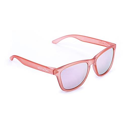 MIZUKOO Gafas de Sol Polarizadas Modelo AKIRA Cool Pink