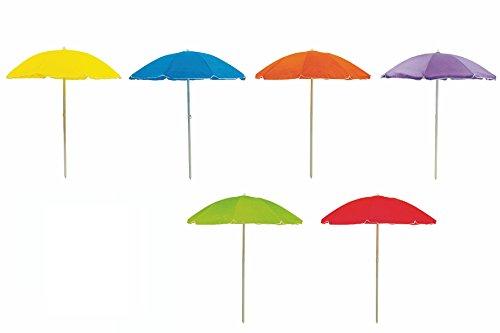 Galileo Casa 2160198 Sombrilla de Playa, Multicolor