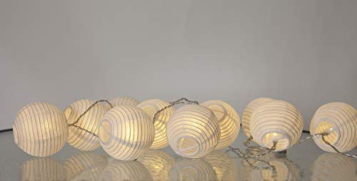 Guirlande lumineuse à LED Festival Blanc