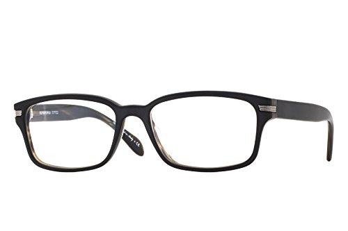 Oliver Peoples Ov5173 Jonjon Color 1282 Matte Black Olive Tortoise Size 54
