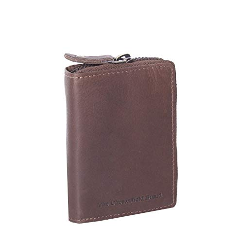 The Chesterfield Brand Robin Creditcard Wallet Brown