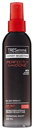 Tresemmé - Perfectly undone sea salt spray, spray para efecto agua de mar, 200 ml