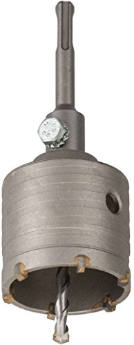 KWB holle boorkroon hardmetaal, 68 mm diameter, SDS Plus schacht, slagboorvast. incl. centreerboor