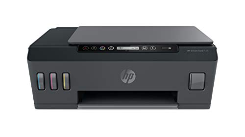HP Smart Tank 515 All-in-One Wireless Ink Tank Colour Printer with Voice-Activated Printing (Works with Alexa and Google Voice- Assistant)