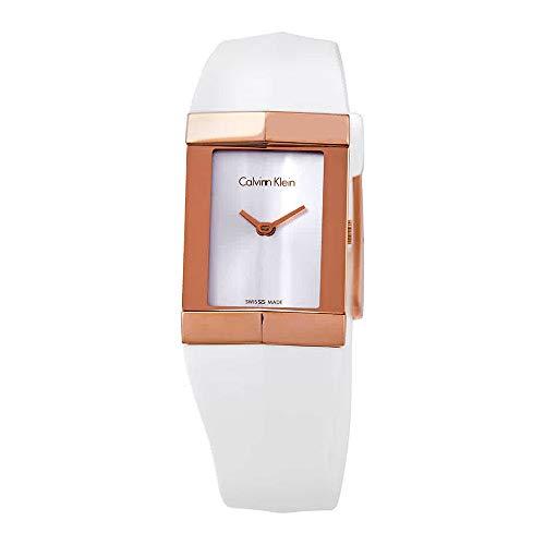 Calvin Klein SHAPE K7C236K6 Reloj elegante para mujeres muy elegante