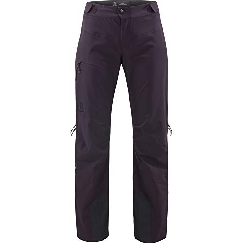 Haglöfs L.i.m Touring – Pantaloni da Donna, Donna, Pantaloni, HA603923, Bacca di Acai, L