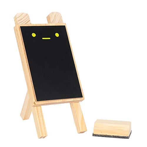ffu Mini Blackboard, 3Pcs Standing Message Board, Home Decoration