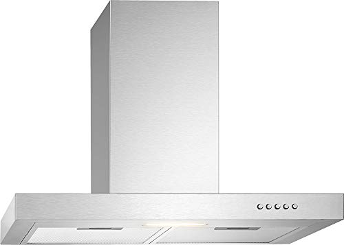 Bomann DU 7600 IX - Campana extractora (60 cm, acero inoxidable)