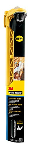 3M Hand-Masker 12-Inch Straight Cut Blade, FB12-SC, for use with 3M Hand-Masker M3000 Tool