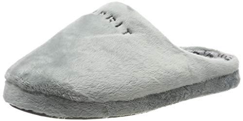 ESPRIT Damen Stitchy Mule Pantoffeln, Grau (Grey 030), 38 EU