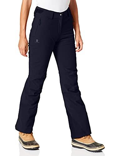 pantaloni donna da sci SALOMON Icemania