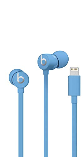 Beats urBeats3 Wired Earphones with Lightning Connector - Blue (MUHT2LL/A)