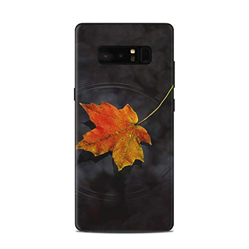 Haiku Protector Skin Sticker Compatible with Samsung Galaxy Note 8 - Ultra Thin Protective Vinyl Decal Wrap Cover
