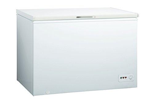 Comfee GT 300 A+++ Gefriertruhe / 85 cm Höhe / 142 kWh/Jahr / 300 Liter Gefrierteil / Großer Stauraum