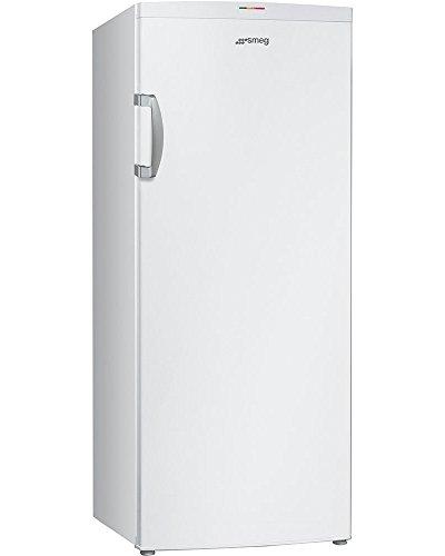 Smeg CV275PNF Independiente Vertical 214L A+ Blanco - Congelador (Vertical, 214 L, 16 kg/24h, SN-T, Sistema de descongelado, A+)