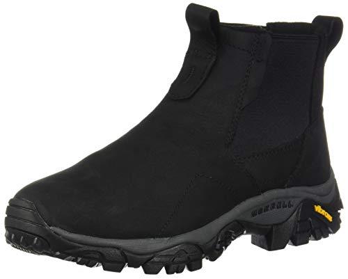 Merrell Moab Adventure Chelsea PLR WP, Chaussures de Randonnée Hautes Homme, Noir (Black), 46 EU