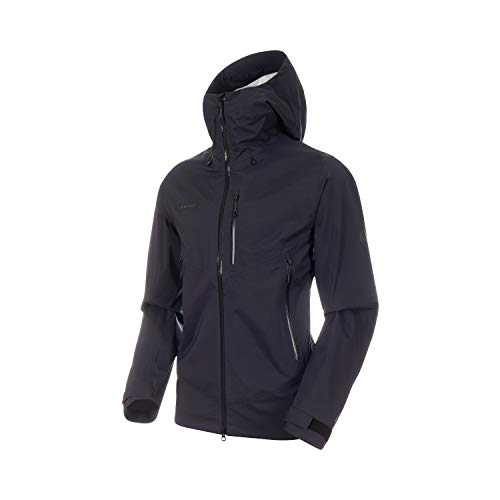 Mammut Kento Vestes Hard Shell Homme black FR : S (Taille Fabricant : S)