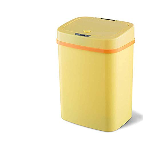 Intelligente vuilnisbak, volledig automatisch, multifunctioneel, energiebesparend, voor kinderen, luiers, deodorant, vuilnisemmer van kunststof, voor woonkamer en slaapkamer