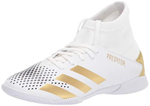 adidas Predator 20.3 Indoor Black/Gold Metallic/White 11
