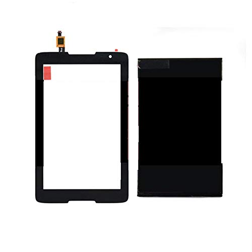 HUOGUOYIN Displayersatz 8 '' Zoll gepasst for Lenovo IdeaTab A8-50 A5500 A5500-H LCD-Bildschirm + Touch Screen Digitizer Glas-Sensor-Panel Ersatz Ersatzsatz für Reparatursatz (Color : LCD and Touch)