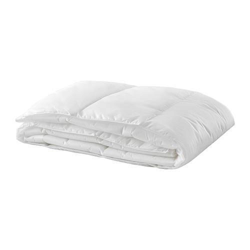Ikea Thin Insert for Duvet Cover, Twin, White