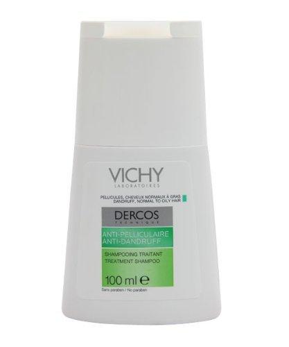 Vichy Dercos Anti-Dandruff Treatment Shampoo for...
