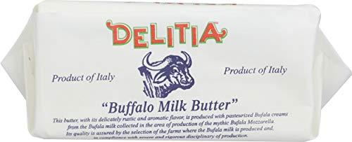 DELITIA Butter Buffalo Milk, 8 OZ