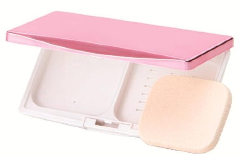 買い手範囲角度セザンヌ 共通ファンデーションケース(横型)N さくらピンク