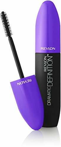 Revlon Dramatic Definition Mascara WP Blackest Black 251, 1er Pack (1 x 8,5 ml)